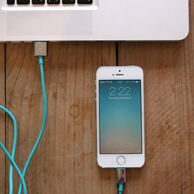 FARBIGES IPHONE 5S KABEL