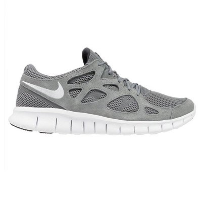 graue Free Run Sneaker
