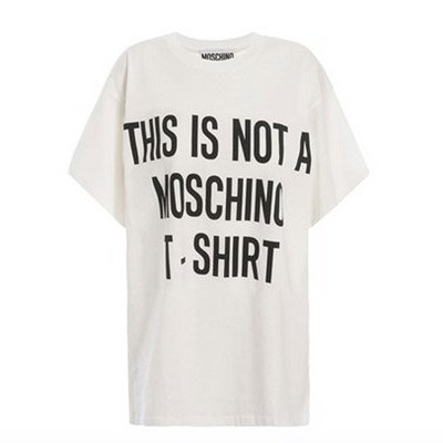This is not a moschino shirt